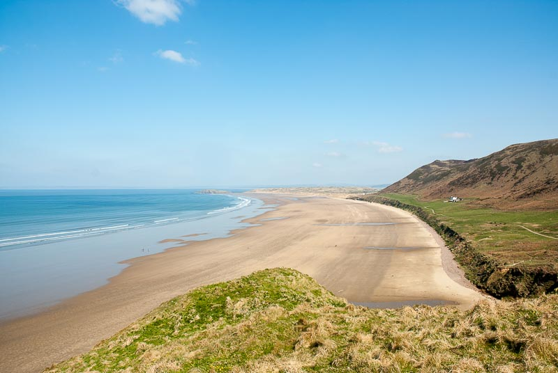 Rhosilli Beach, The Gower